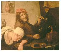 Fot. repr GJ; fragment obrazu Jana Steena